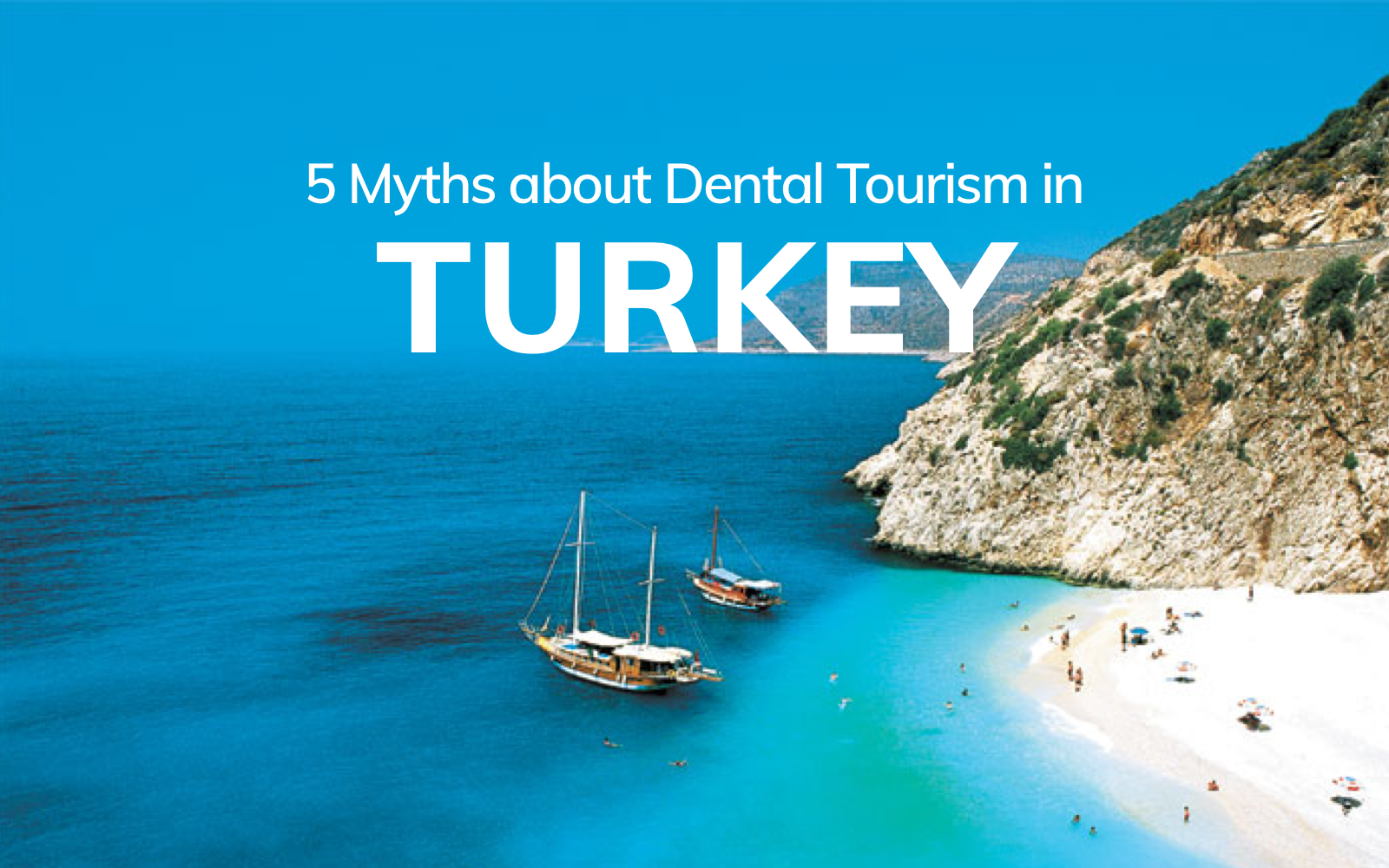 5 Myths about Dental holiday in Turkey